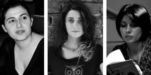 Translating Georgian Poets: Diana Amphimiadi, Liqokeli Lia and Kevanishvili Eka.