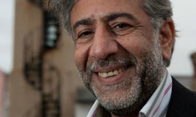 SOLD OUT Translate Arabic poet Amjad Nasser with Atef Alshaer