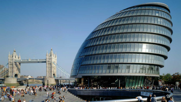 'So At One with You' Anthology Launch at City Hall, London