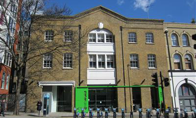 Clerkenwell: The Language of Home
