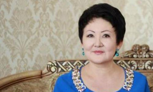 Kazakh poet Gulnar Salykbay Translation Workshop