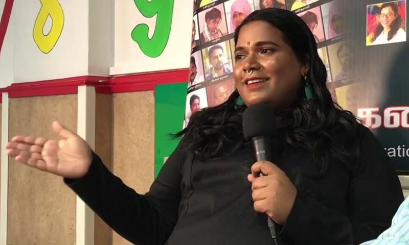 CANCELLED Tamil poetry workshop: Translating the poet Sugan with Hari Rajaledchumy