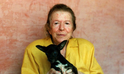 portrait of Hilda Hilst