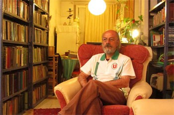 PTC Workshop: Translate Persian Poet Iraj Ziayi