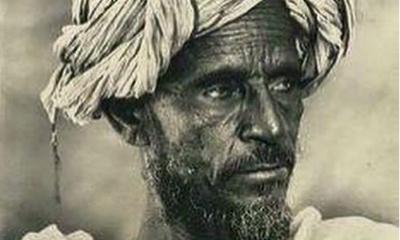 portrait of Ismaciil Mire
