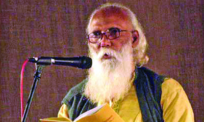 Bengali poetry workshop: Translating Poet Nirmalendu Goon