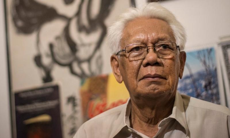 Indonesian poetry workshop: translating Putu Oka Sukanta in