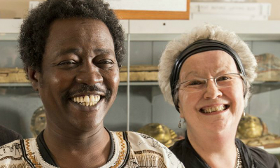 A Sudanese Celebration of Sarah Maguire