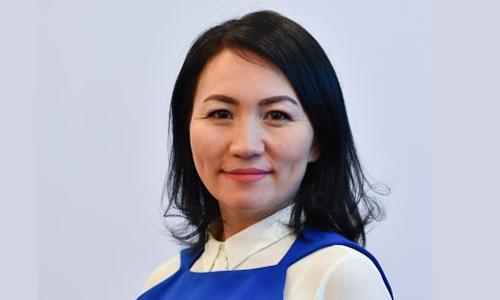 Kazakh poet Tanagoz Tolkynkyzy Translation Workshop