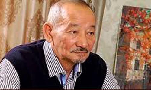 Kazakh Poet Temirkhan Medetbek Translation Workshops