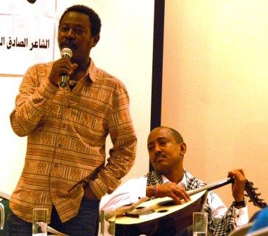 Al-Saddiq Al-Raddi London Reading in Arabic for the Sudanese Community