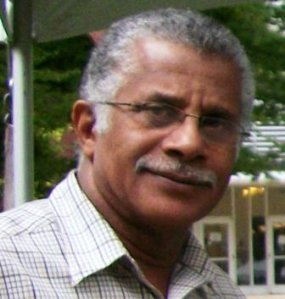 Workshop on Poetry in Swahili by Alamin Mazrui
