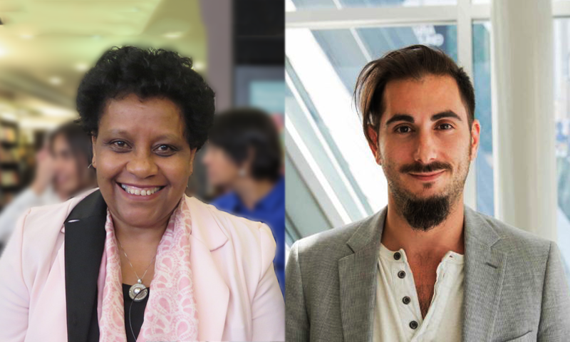 Exploring Eritrean and Post-Colonial Italian voices with Ribka Sibhatu & André Naffis-Sahely
