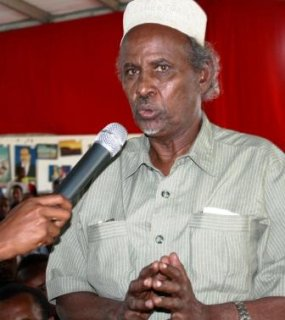 Workshop on Somali Poetry by Axmed Shiikh Jammac with Maxamed Xasan 'Alto'