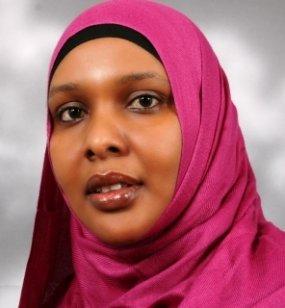 portrait of Caasha Lul Mohamud Yusuf