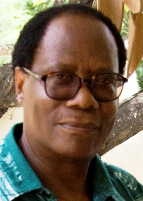 Workshop on Poetry in Swahili by Euphrase Kezilahabi from Tanzania