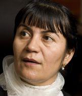 portrait of Farzaneh Khojandi