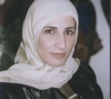 portrait of Fatena Al-Gharra