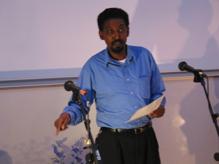 Poetry Translation Centre Launch