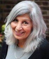 portrait of Mimi Khalvati