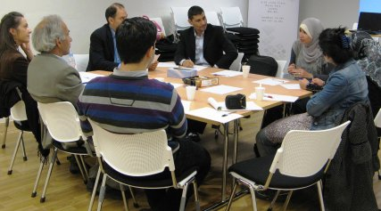 Workshop for Arabic Speakers on Poetry from Oman