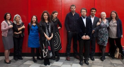Gala Reading Featuring the Poetry of Five Persian Poets and Their Five British Poet-Translators