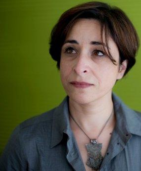 portrait of Shakila Azizzada