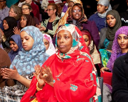 Caasha Lul Mohamud Yusuf and the Poetry of Gaarriye with Clare Pollard and W N Herbert in Swansea
