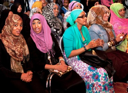 Somali Week 2012 Festival Launch