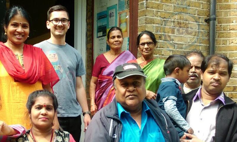 POSTPONED Anar Tour: Artistic Response Workshop with Tamil Community Centre