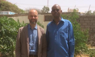 PTC Workshop: Translate Xasan Daahir Weedhsame with Martin Orwin