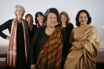 World Poets' Tour 2005, London: Women's Night